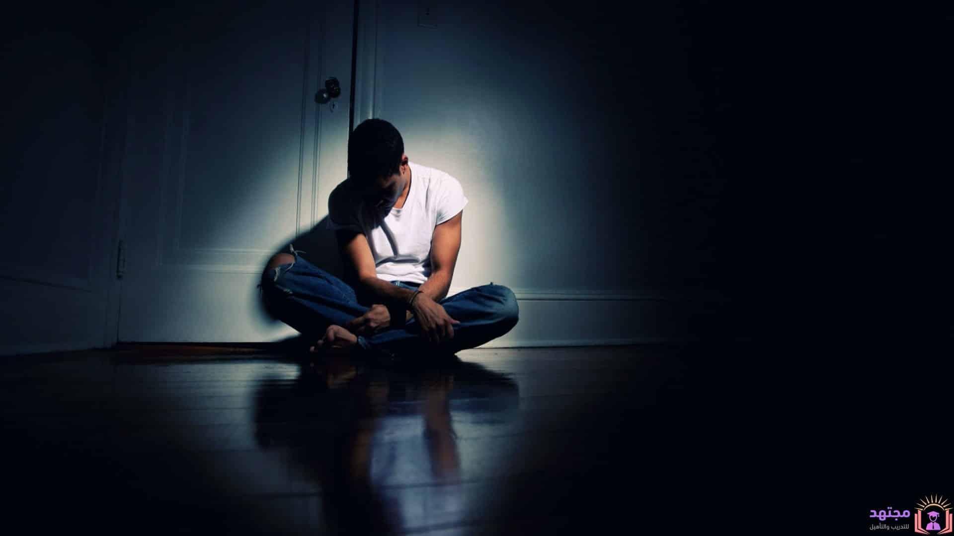 اسباب مرض الاكتئاب