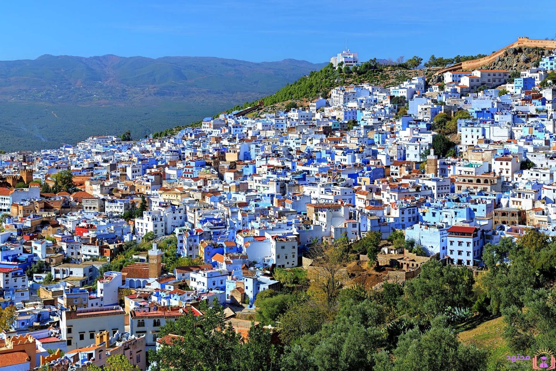 تجربة السفر للمغرب