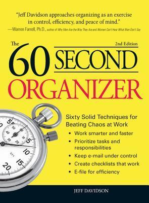 ملخص كتاب نظم وقتك في 60 ثانية