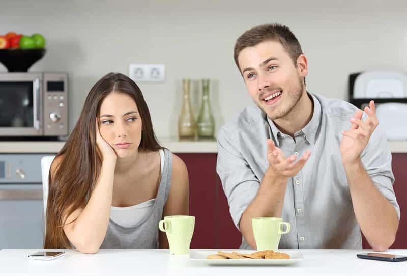 علامات فشل الحياة الزوجية