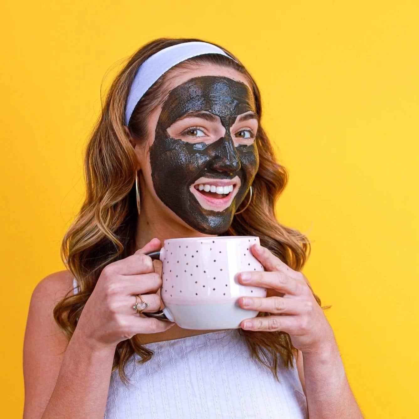 ماسك القهوة التركي للبشرة والشعر والجسم